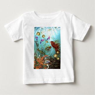 Camiseta Para Bebê MERWORLD.jpg