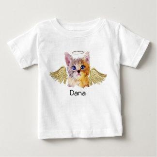 Camiseta Para Bebê Meu anjo