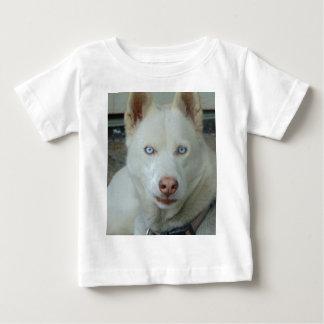 Camiseta Para Bebê Meus olhos de Mona lisa