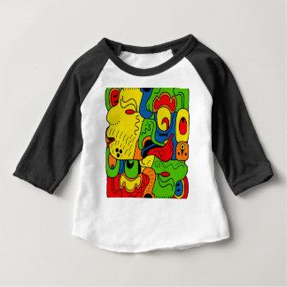 Camiseta Para Bebê México
