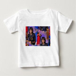 Camiseta Para Bebê Michelle Obama