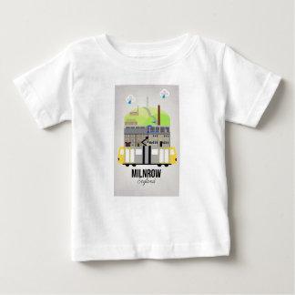 Camiseta Para Bebê Milnrow