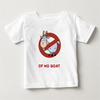 Camiseta Para Bebê Mim tia nenhuma cabra engraçada