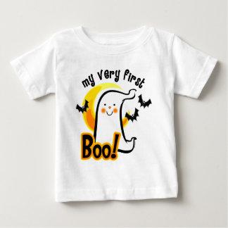 Camiseta Para Bebê Minha primeira vaia