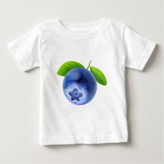 Camiseta Para Bebê Mirtilo