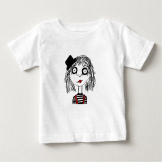 Camiseta Para Bebê Miss.Marie