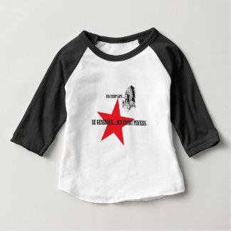 Camiseta Para Bebê moedas de um centavo principais da contagem da