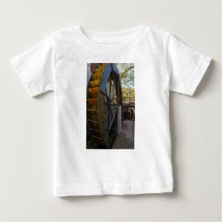 Camiseta Para Bebê Moinho de Dawt da roda de água