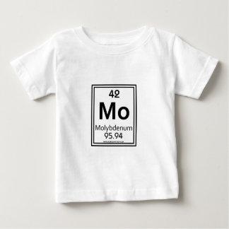 Camiseta Para Bebê Molibdênio 42