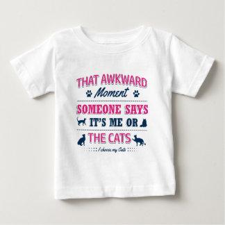 Camiseta Para Bebê Momento inábil de Pitbull