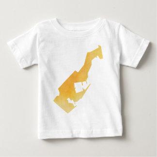 Camiseta Para Bebê Monaco