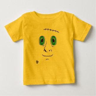 Camiseta Para Bebê Monstro caseiro