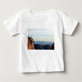 Camiseta Para Bebê Montanha quadro LA