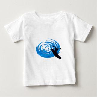 Camiseta Para Bebê Monte os Rapids