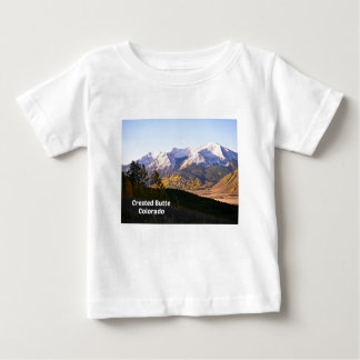 Camiseta Para Bebê Montículo com crista, Colorado