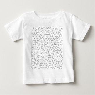 Camiseta Para Bebê Mosaico
