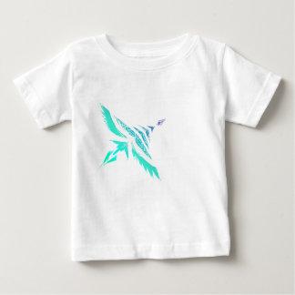 Camiseta Para Bebê Mosca alta (gelado)