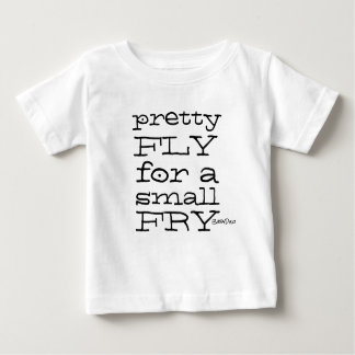Camiseta Para Bebê Mosca bonito - MzSandino