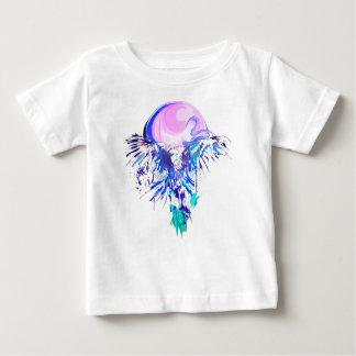 Camiseta Para Bebê mosca da águia