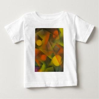 Camiseta Para Bebê Mostra do laser