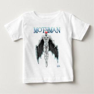 Camiseta Para Bebê Mothman