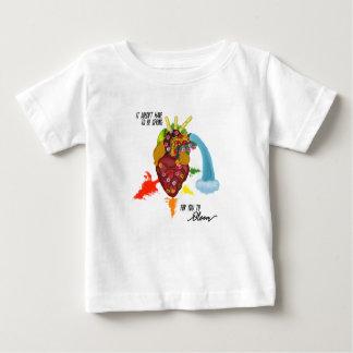 Camiseta Para Bebê Motivação por todas as estações