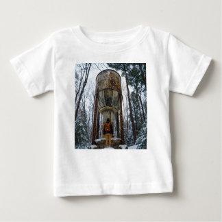 Camiseta Para Bebê Mundo estranho