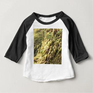 Camiseta Para Bebê Musgo e Worts ensolarados