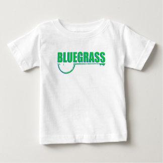 Camiseta Para Bebê Música de Bluegrass