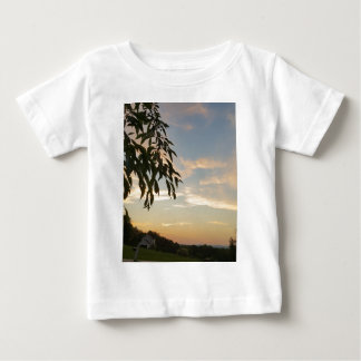 Camiseta Para Bebê Na extremidade dos dias