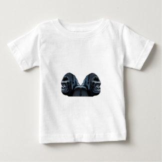 Camiseta Para Bebê Na névoa