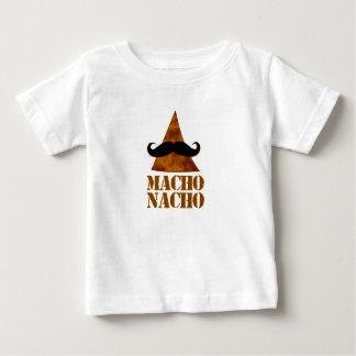 Camiseta Para Bebê Nacho macho