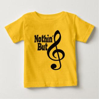 Camiseta Para Bebê Nada mas triplo