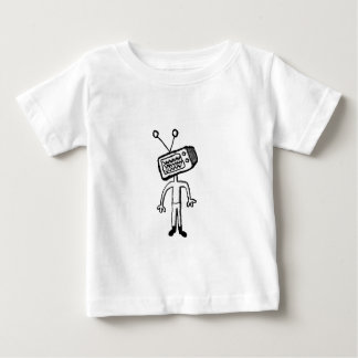 Camiseta Para Bebê Nada sobre