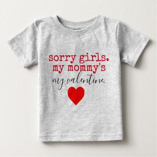 Camiseta Para Bebê namorados das mamães