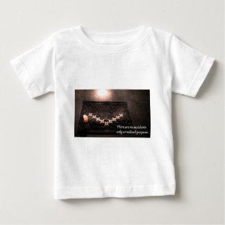 Camiseta Para Bebê não há nenhuma finalidade unrealized dos acidentes