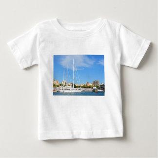 Camiseta Para Bebê Navigação do amor