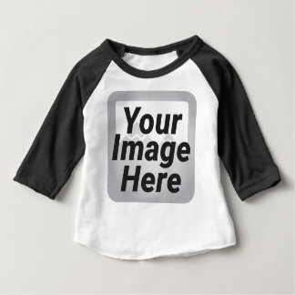 Camiseta Para Bebê Navio de espaço dos pires da alienígena e de vôo