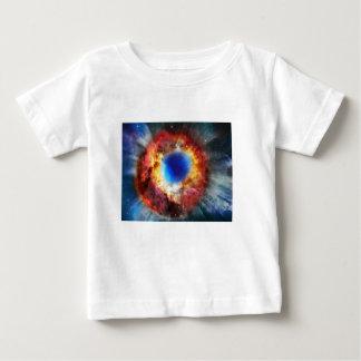 Camiseta Para Bebê Nebulosa da hélice
