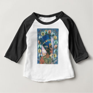 Camiseta Para Bebê Nefertiti