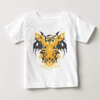 Camiseta Para Bebê Nêmesis da abstracção dez