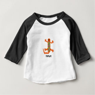 Camiseta Para Bebê Newt
