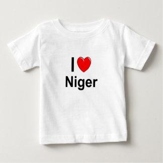 Camiseta Para Bebê Niger