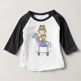 Camiseta Para Bebê Niko o pequeno explorador e o seu livre