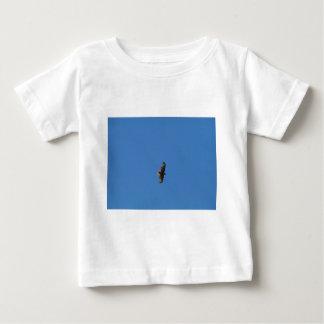 Camiseta Para Bebê No azul