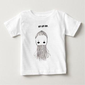 Camiseta Para Bebê nom do nom do nom