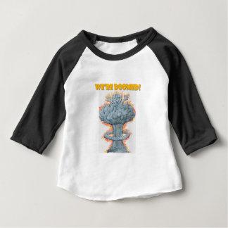 Camiseta Para Bebê Nós somos condenados!