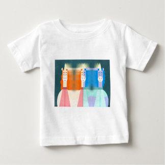 Camiseta Para Bebê Nós somos um unicórnio