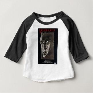 Camiseta Para Bebê Nosferatu