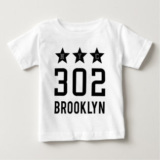 Camiseta Para Bebê NTh Brooklyn